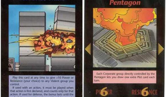 Ataque a las Torres Gemelas y el Pentágono
