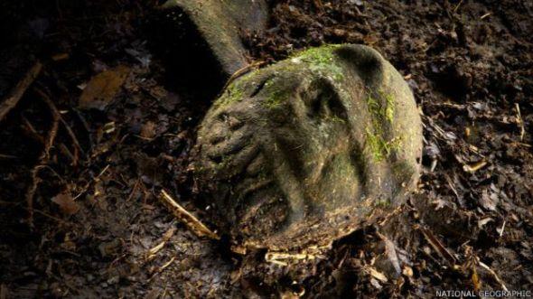 Civilización perdida en La Mosquitia, Honduras