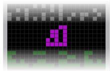 Moléculas de ADN en el mensaje de Arecibo