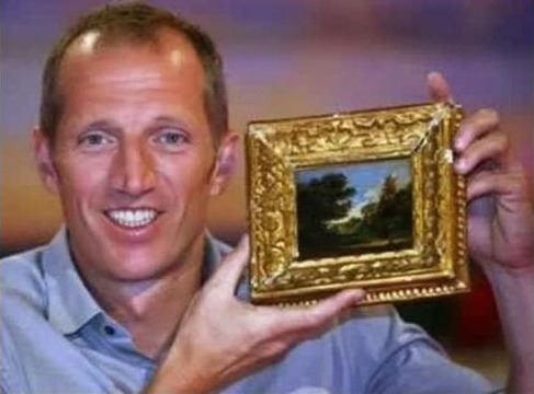 La pintura de John Constable