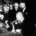 Primera llamada de Graham Bell