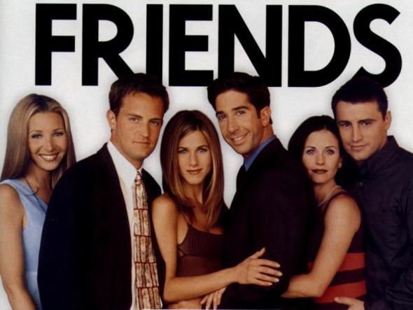 Cómo están ahora los actores de Friends