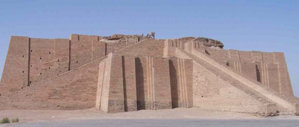 Edificios de los sumerios