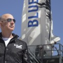 Jeff Bezos y Blue Origin