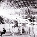 El laboratorio de Nikola Tesla