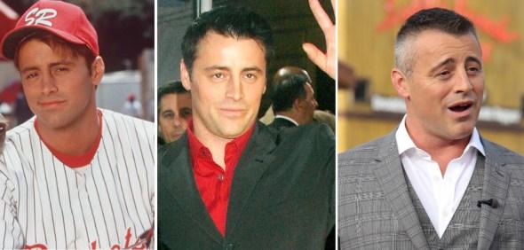 Matt LeBlanc era Joey Tribbiani en Friends