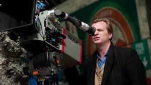 El director Christopher Nolan