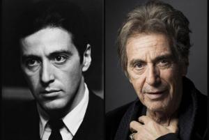 Al Pacino era Michael Corleone