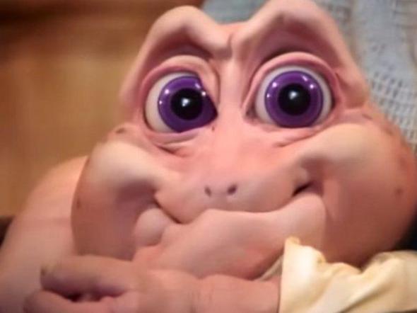 Bebe Sinclair: El bebé Dinosaurioq