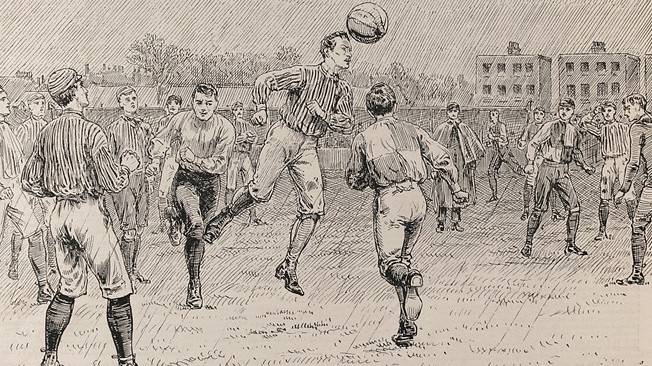 Historia del fútbol