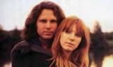 Jim Morrison y Pamela Courson en París