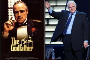 Marlon Brando era Vito Corleone