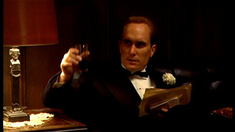 Robert Duvall era Tom Hagen