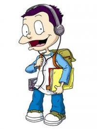 Tommy de Rugrats Crecidos