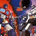Transformers caricatura original
