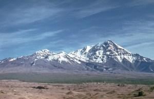 Volcanes activos: Shiveluch en Rusia
