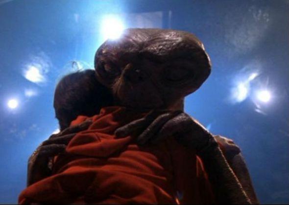 El rostro de ET