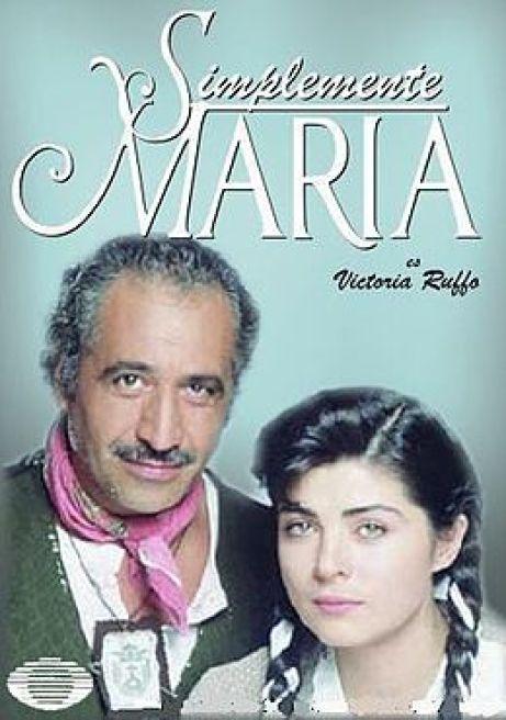 Simplemente María mexicana