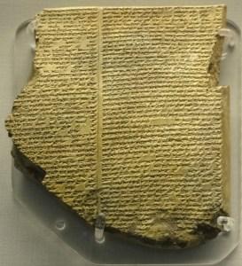 Epopeya de Gilgamesh