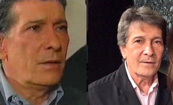 Juan Ferrara en Rebelde