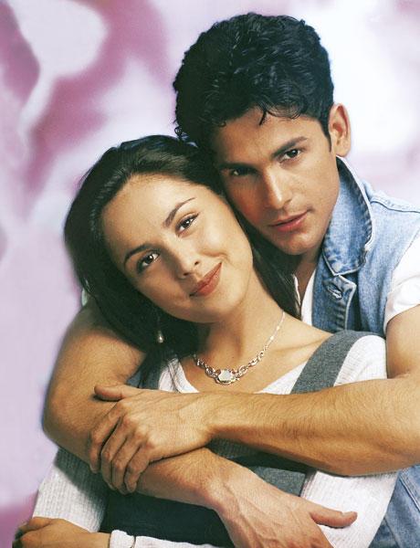 Natalia Esperón y Flavio Cesar
