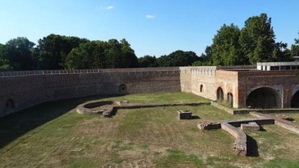 Solimán el Magnífico: Castillo donde está enterrado