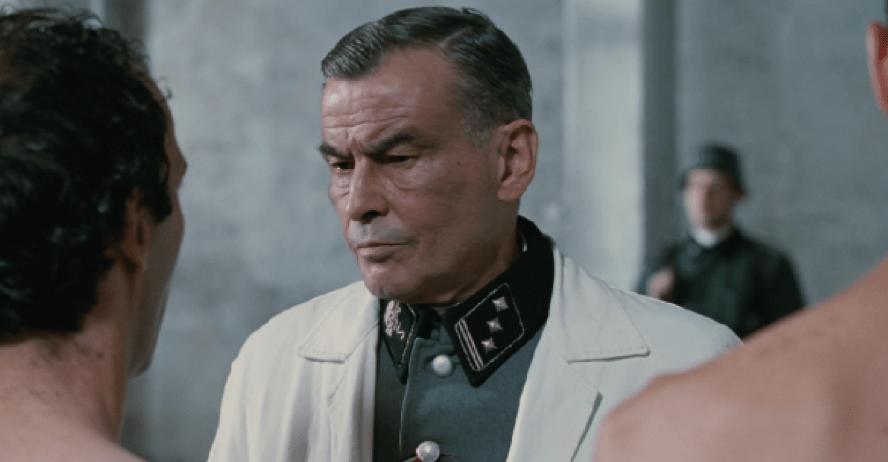 Horst Buschholz era el general nazi