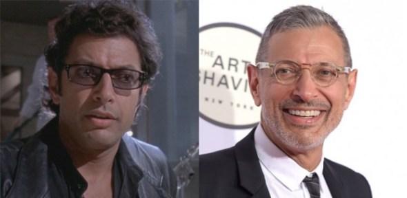 Jeff Goldblum en Jurassic Park