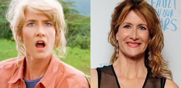 Laura Dern en Jurassic Park
