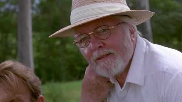 Richard Attenborough en Jurassic Park