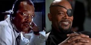 Samuel L. Jackson en Jurassic Park