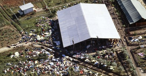 Suicidio colectivo en Jonestown