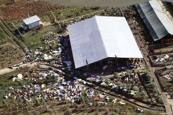 Suicidio colectivo en Jonestown