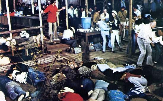Suicidio masivo del Templo del pueblo