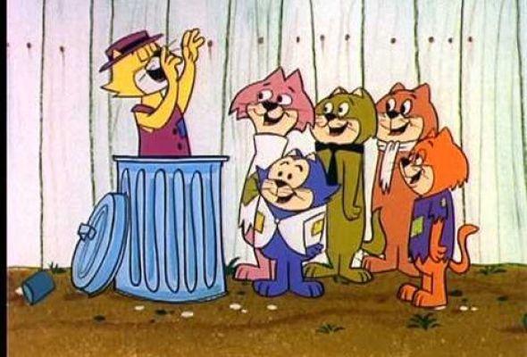 Personajes de Don Gato y su pandilla