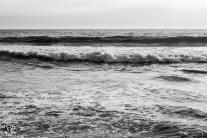 Mar turbulento
