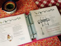 family cookbook from both sides of family (106 recipes); can't believe i kept it a secret