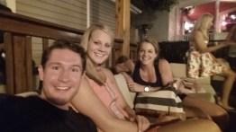 Zach, Megan, Elyse. Photo courtesy of Zach ivie