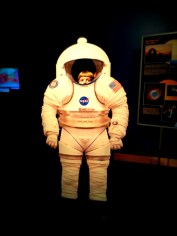 """Refusing to sing """"Space Oddity"""" for me (Public Museum)"""