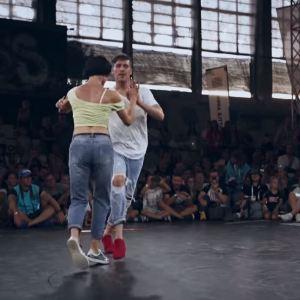 Baile Deportivo en los WUG