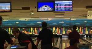 Top 5 Bowling Matches, burlington township