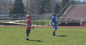 boy's lacrosse vs Moorestown Friends