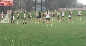 girl's lacrosse dominates