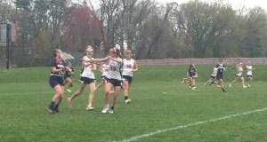 lacrosse wins second