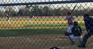 baseball vs Delran