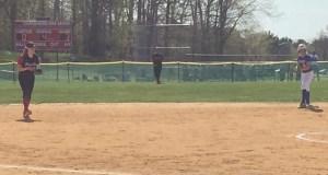 softball at Delran
