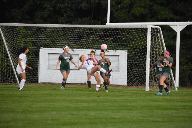 Miranda Sackner goal
