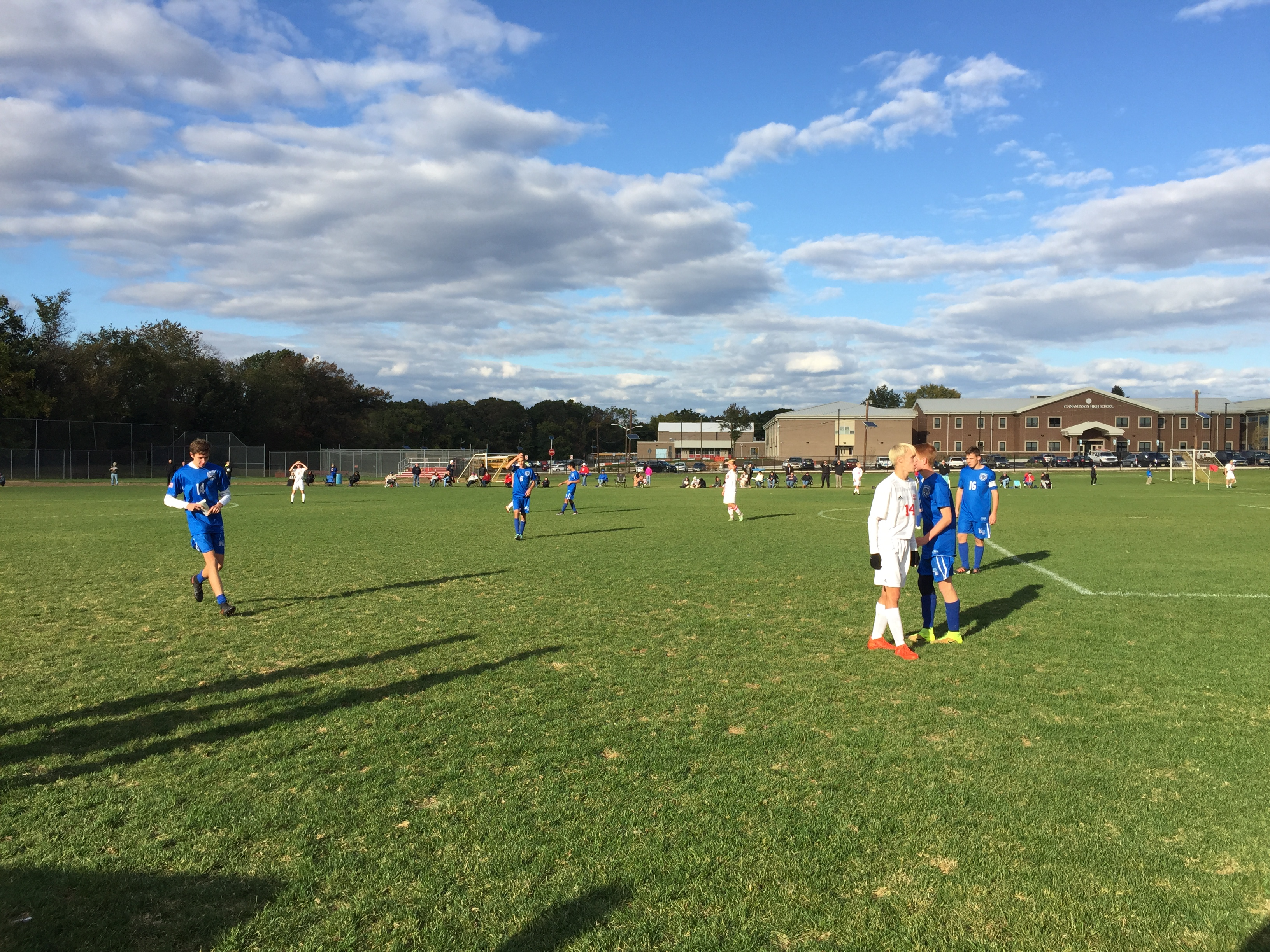 young players gained valuable experience during boy s soccer season valuable experience