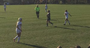 girl's soccer, South Group 2 final, sectional final, Haddonfield