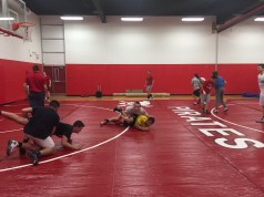 Moorestown wrestling preview, quad match